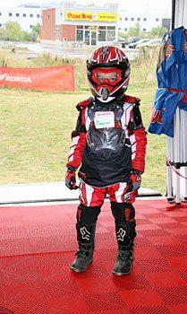 kids motocross jersey