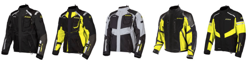 klim motorcycle jackets