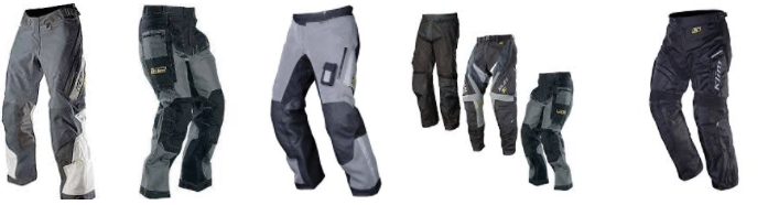 klim motorcycle pants
