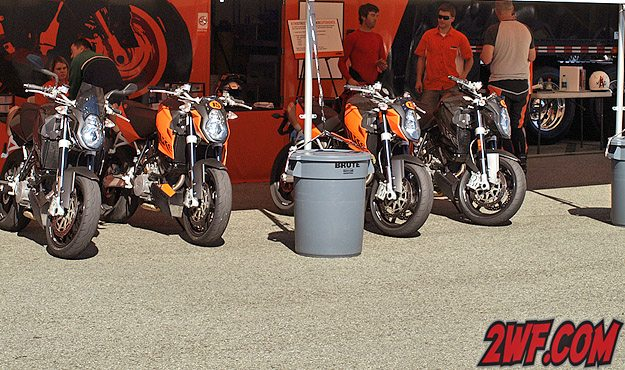 Track Day with KTM