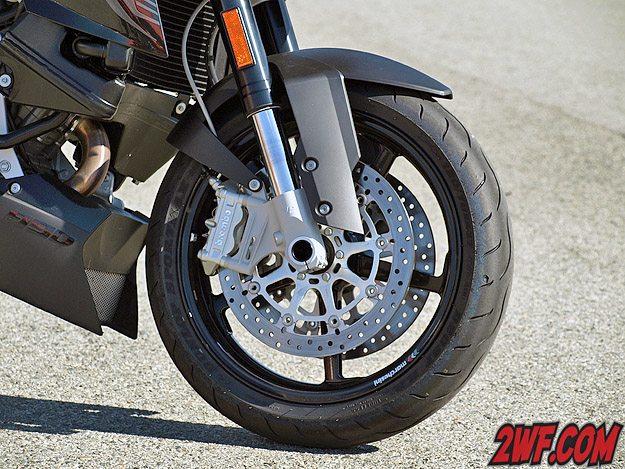 KTM Super Duke Front Brake