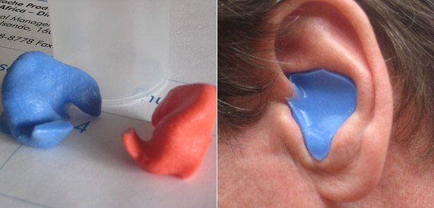 Molded Ear Plugs
