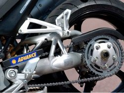 Ducati Monster S2R swingarm