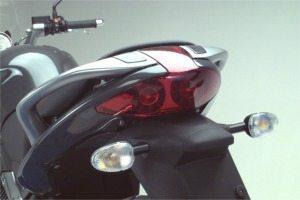 Moto Guzzi Breva 1100 rear