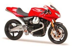 Moto Guzzi MGS-01 Serie