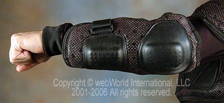 Motorcycle Armor - Velocity Gear Velocity Armor - Elbow