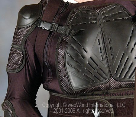 Motorcycle Armor by Velocity Gear - Chest