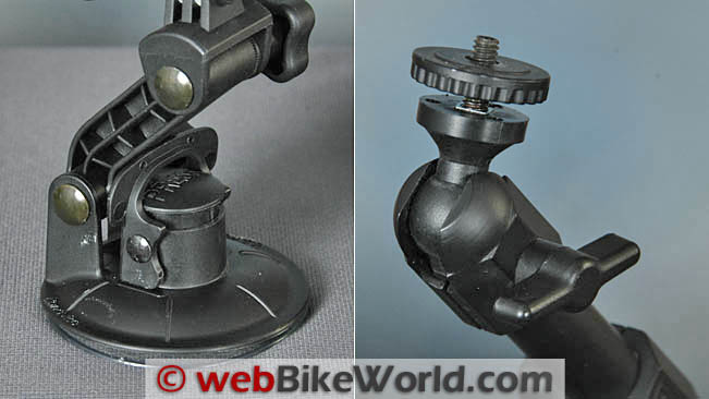 Motorcycle Camera Mounts Details