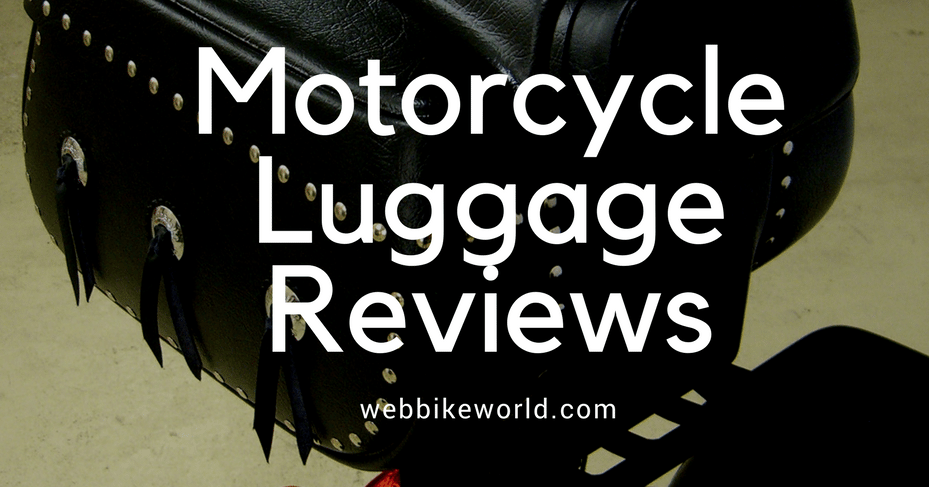 motorcycle luggage review