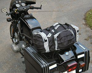 Motorcycle Soft Luggage - Roadgear Euro-Sport Jumbo Hauler