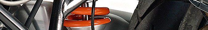 Motorcycle Shocks - Motorcycle Suspension - webBikeWorld