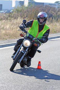 Motorcycle Test - webBikeWorld