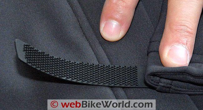 New Velcro hook material