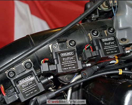 Nology Motorcycle Ignition Coils