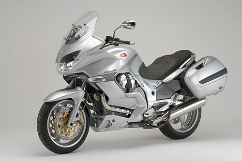 Moto Guzzi Norge 1200 - Left Side