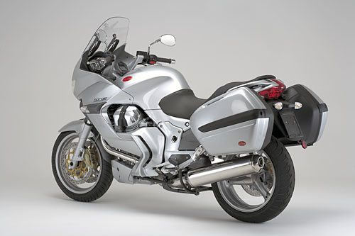 Moto Guzzi Norge 1200 - Left Side Rear View