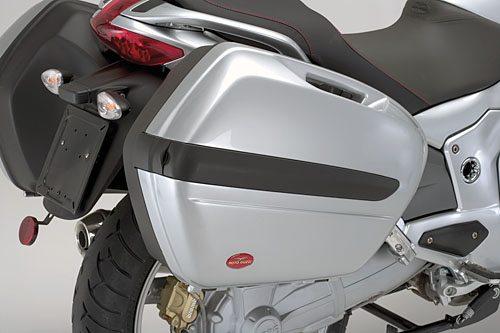 Moto Guzzi Norge 1200 - Saddlebags
