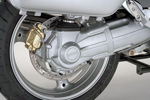 Moto Guzzi Norge 1200 - Swingarm