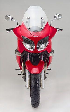 Moto Guzzi Norge 850 - Front