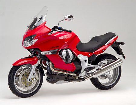 Moto Guzzi Norge 850 - Left Side