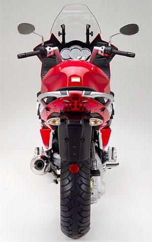 Moto Guzzi Norge 850 - Rear