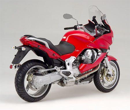 Moto Guzzi Norge 850 - Rear View