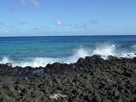 Po'ipu Beach, Kauai, Hawaii