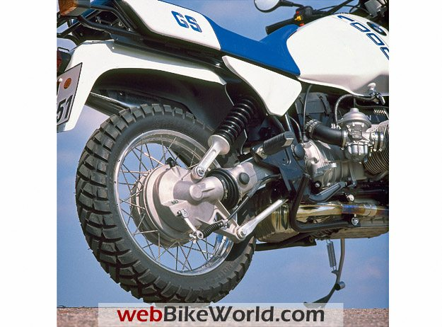 BMW R 100 GS Swingarm