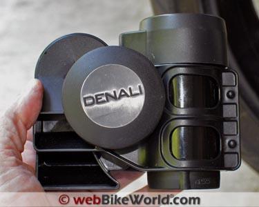 SoundBomb Split Dual-Tone Air Horn