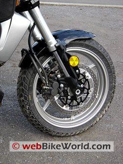 Pirelli MT60 Corsa Tire - Front