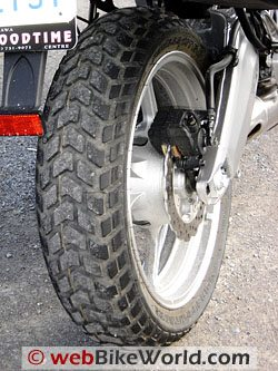 Pirelli MT60 Corsa Tire - Rear