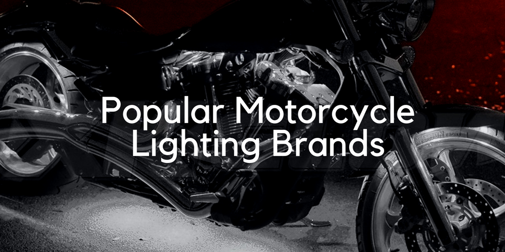 Popular Motorcycle Lighting Brands