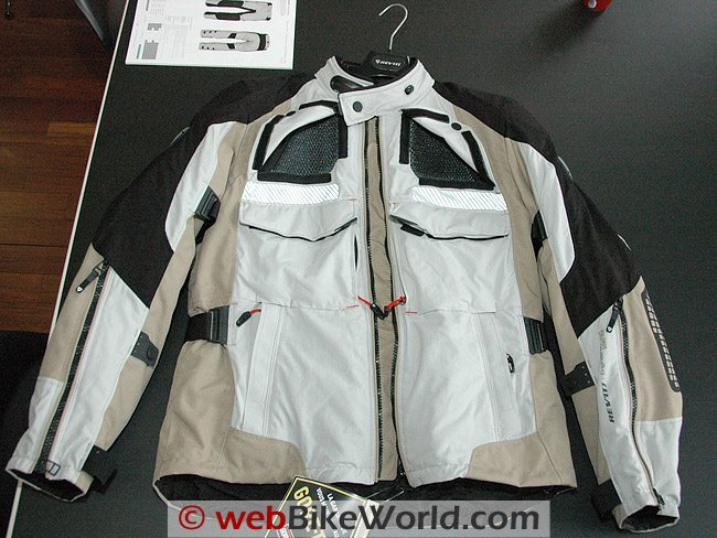 Rev'it Defender GTX Jacket - Front