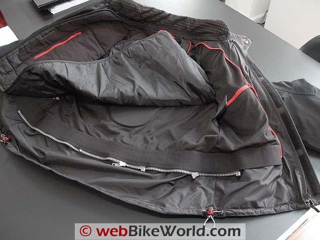 Everest GTX Jacket - Liners