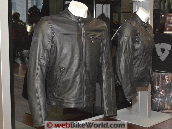 Rev'it Leather Jackets