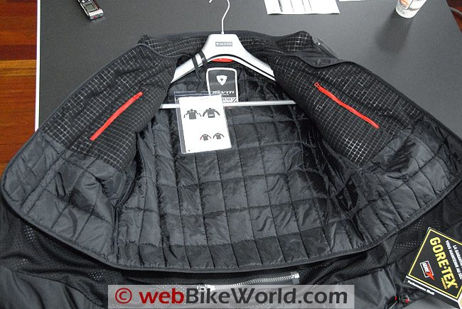 Rev'it Legacy GTX Jacket - Liner