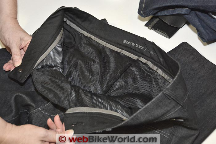 Rev'it Memphis H2O Jeans Liner