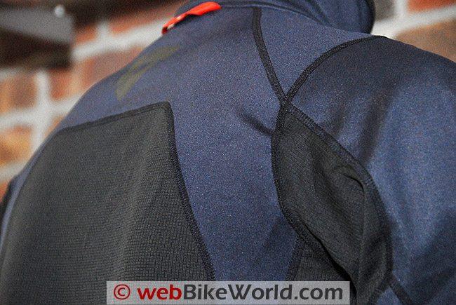 Rev'it Aztec WSP Jacket - Rear View