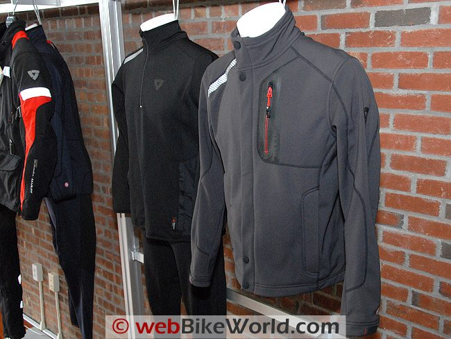 Rev'it Ranger WSP and Polaris jacket