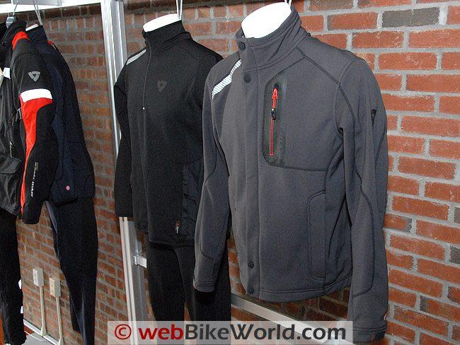 Rev'it Ranger WSP and Polaris jacket