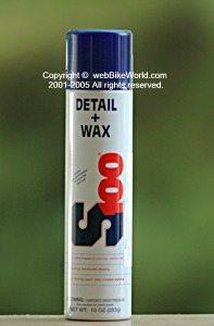 S100 Detail Wax Webbikeworld