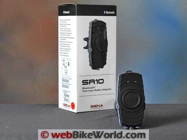Sena SR10 Box