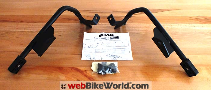 SHAD 3P Mounting Frame Kit
