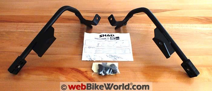 SHAD 3P Mounting Frame Kit