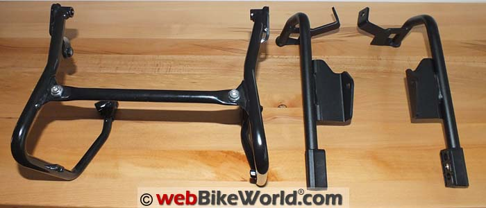 SHAD SH36 3P Mounting Frame for BMW S1000XR
