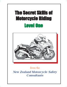 The Secret Skills Of Motorcycle Riding