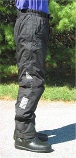 Tourmaster Cortech pants - side view
