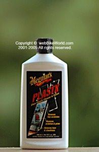 Meguiar S Plastx Plastic Cleaner Amp Polish Webbikeworld