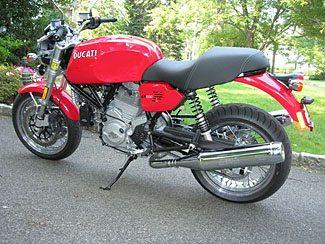 Ducati SportClassic Shock Absorbers