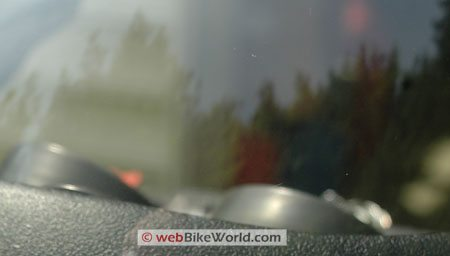 Sprayway Crazy Clean - BMW windscreen after
